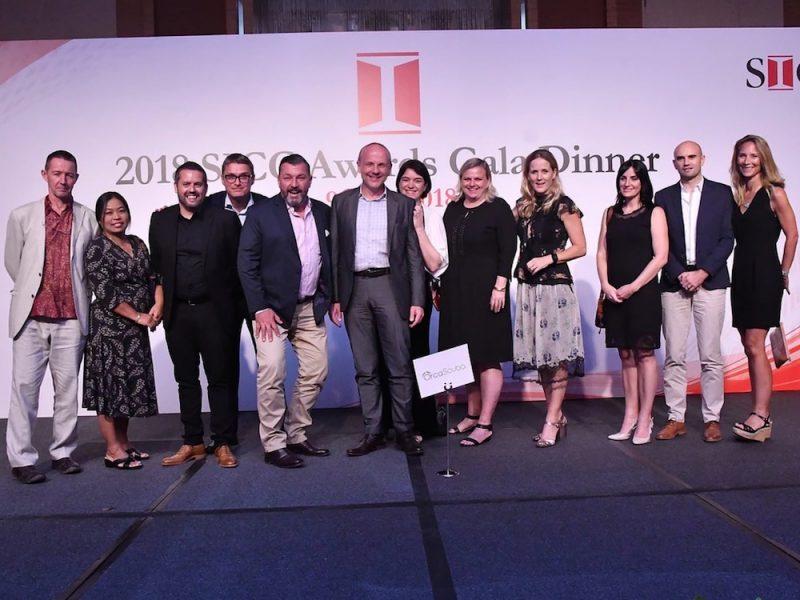 SICC Awards Team Picture 2018